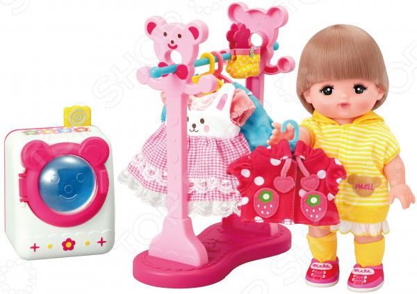 Аксессуары для куклы Kawaii «Прачечная. Милая Мелл»