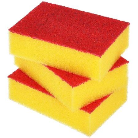 Купить Набор губок для мытья посуды Хозяюшка «Мила: Люкс». В ассортименте