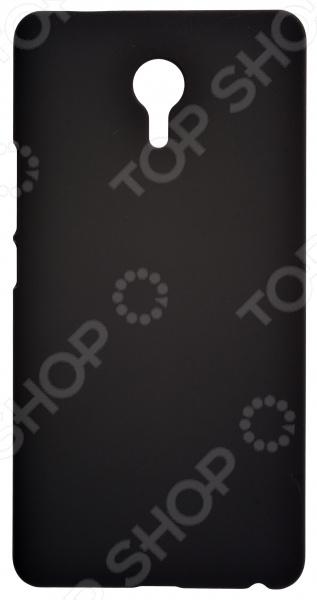 Чехол защитный skinBOX Meizu M3 Max силиконовая накладка borasco 0 5 мм для meizu m3 max прозрачная
