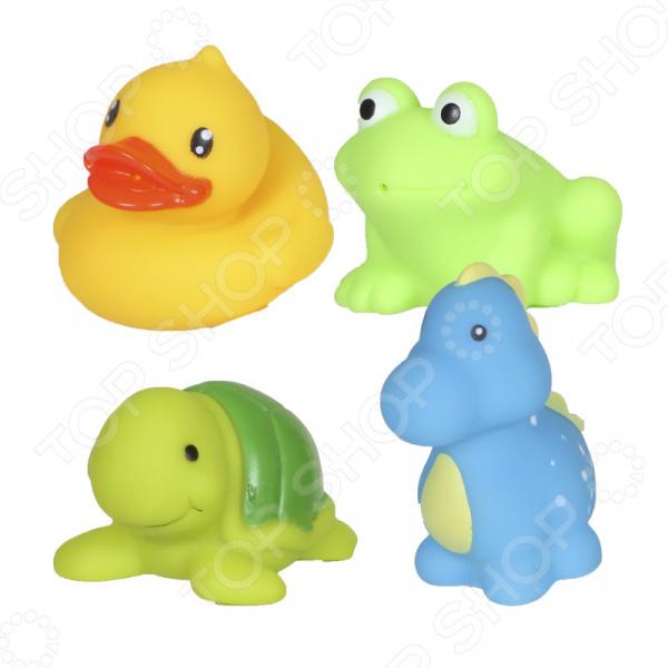 Набор игрушек-брызгалок для ванны Yako «Акварики» 1724241