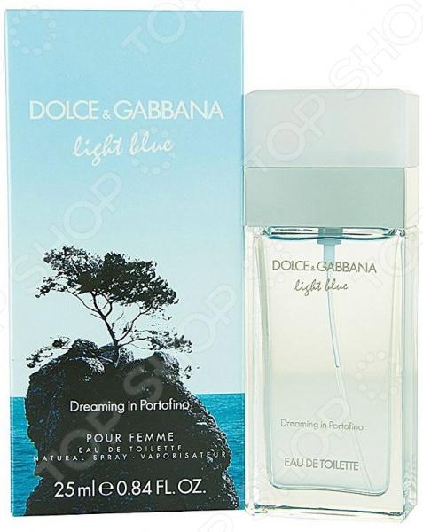 Туалетная вода для женщин Dolce and Gabbana Light Blue Portofino