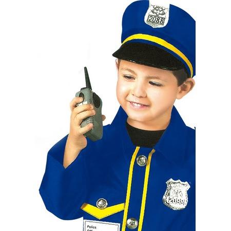 Купить Ролевой костюм для мальчика Город игр с фуражкой «Полицейский»