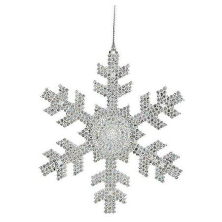 Купить Елочное украшение Christmas House «Снежинка» 1694625