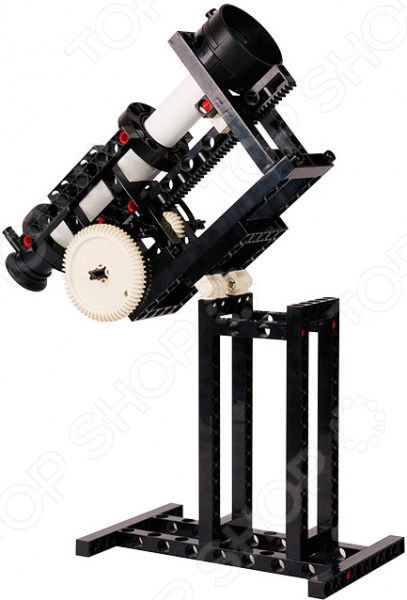 Конструктор развивающий Gigo 7368 «Оптические эксперименты» конструктор развивающий gigo 7329 сила упругости