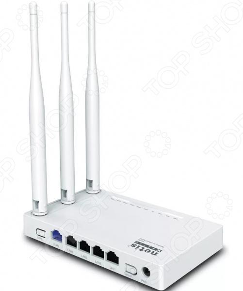 Маршрутизатор беспроводной NETIS WF2409E netis wf2166 беспроводной адаптер