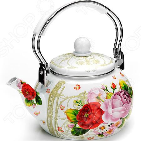 Чайник эмалированный Mayer&amp Boch MB-26494 Mayer&Boch - артикул: 1580343