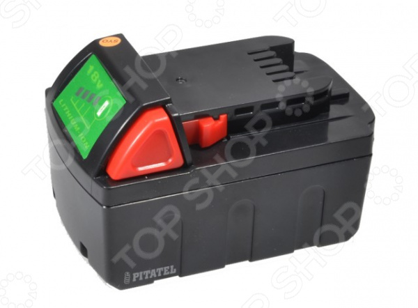 Батарея аккумуляторная Pitatel TSB-212-MIl18D-40L new eleoption 12v 2000mah li ion rechargeable power tool battery for milwaukee m12 48 11 2401 2510 20 48 59 1812 charger