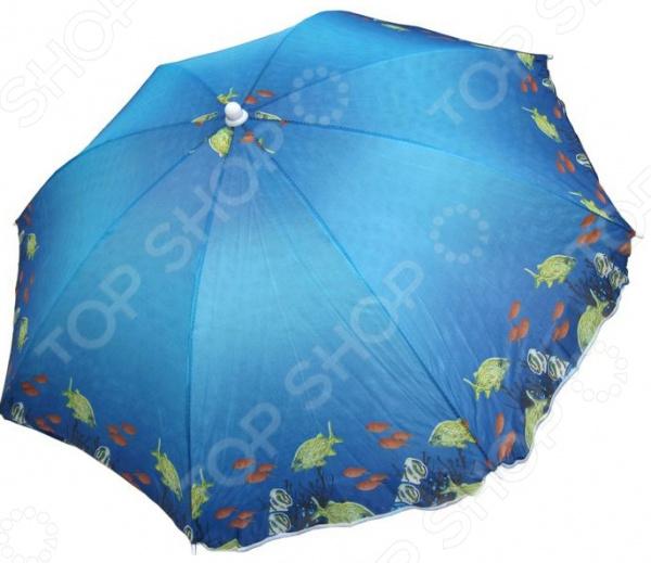 Зонт пляжный Helios HS-140 катушка helios shikara 3000f hs s3000f 750 00 черный