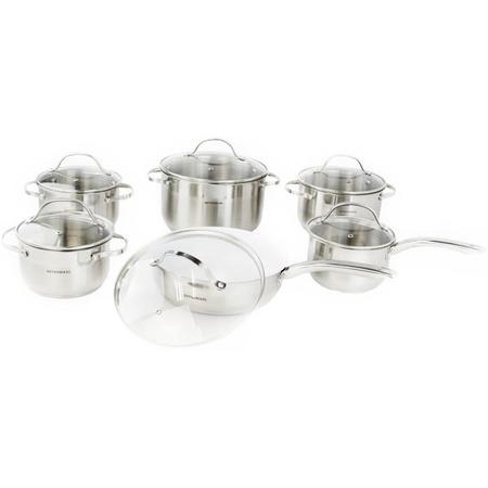 Купить Набор посуды для готовки Guterwahl набор посуды (12) (2) GS-0129-12-CER