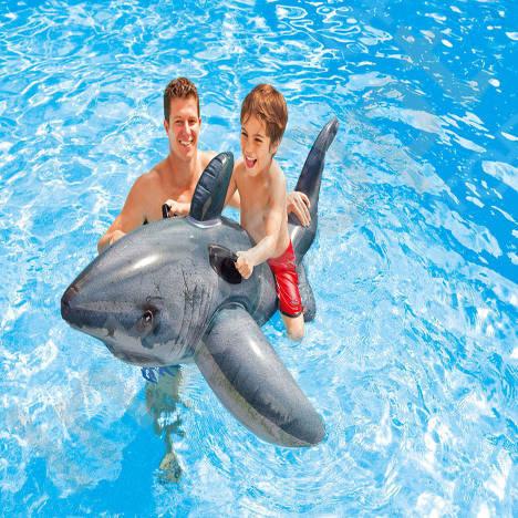 Игрушка надувная Intex «Акула» игрушка надувная intex акула