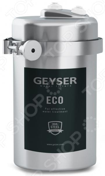 Фильтр для воды стационарный Гейзер Eco 18053
