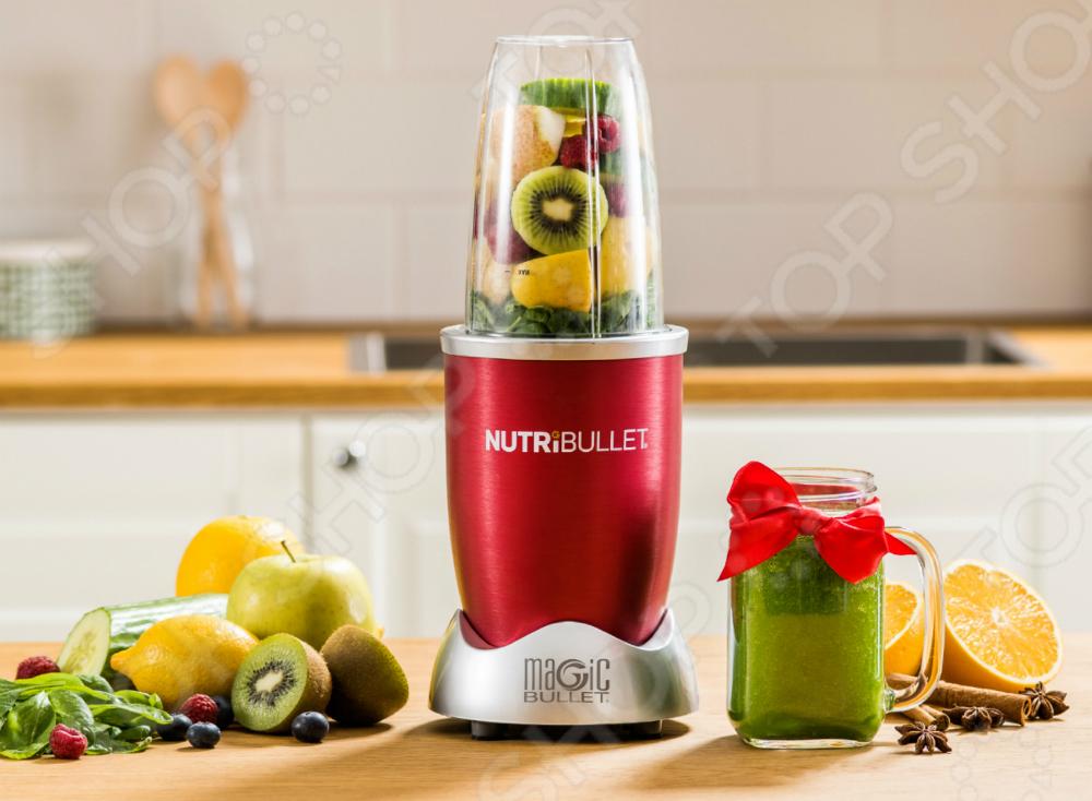 Экстрактор питательных веществ NutriBullet Red 8