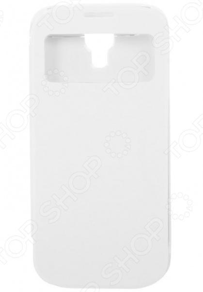 Чехол-аккумулятор Gmini mPower Case MPCS45F для Galaxy S4 чехол с аккумулятором gmini mpower case mpcs45f white для galaxy s4 4500mah flip cover