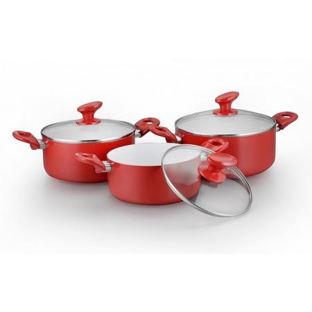 Купить Набор посуды «Трио классик». Количество предметов: 6