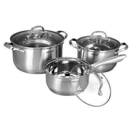 Купить Набор посуды для готовки Vitesse VS-2058