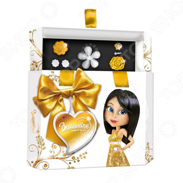 Набор украшений для девочки Briliantina Gold «Шкатулка» шкатулка для украшений toto umbra шкатулка для украшений toto