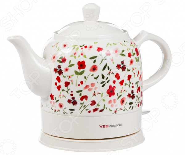 Чайник Ves VES 1022 R йогуртница ves vym 2