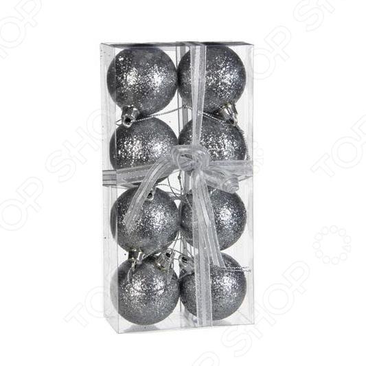 Набор новогодних шаров Christmas House 1694640