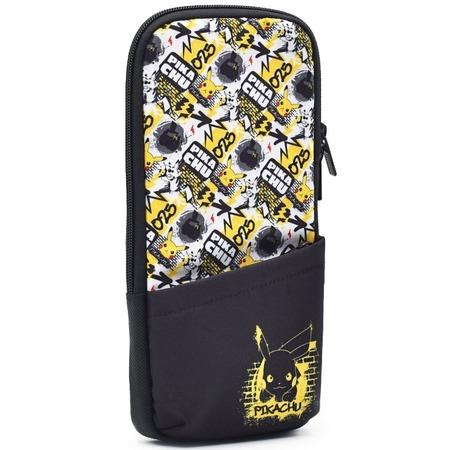 Купить Чехол защитный HORI Slim pouch. Pikachu для Nintendo Switch