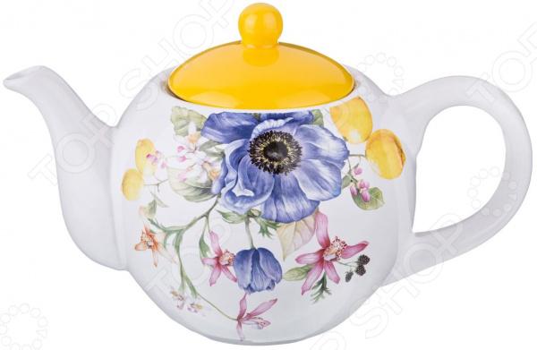 Чайник заварочный Agness «Клематис» 358-1136