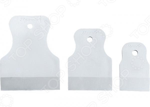 Набор шпателей SPARTA 858275 набор инструмента sparta 135035