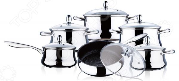 посуда wb Набор посуды для готовки Wellberg WB-1308