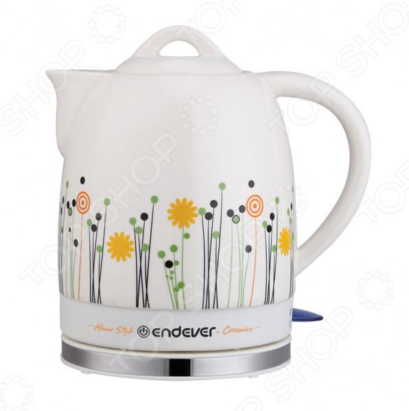Чайник Endever Skyline KR-430 C цена и фото