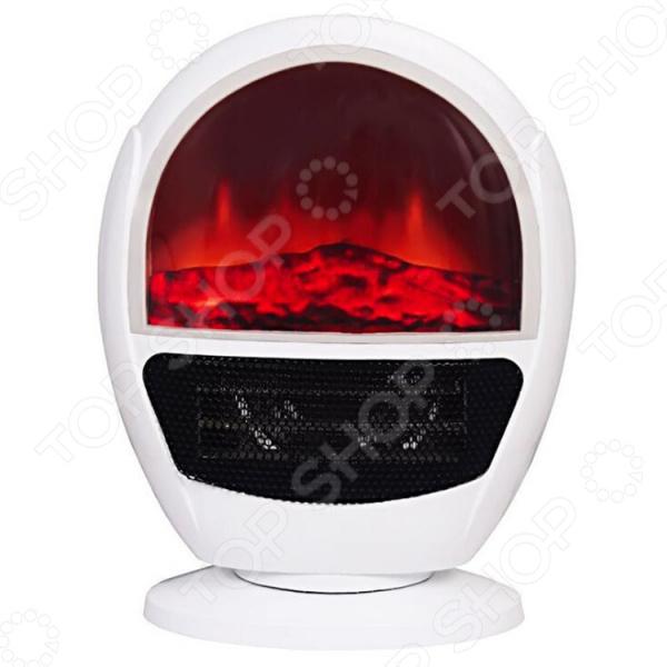 Тепловентилятор Ricotio Flame Heater
