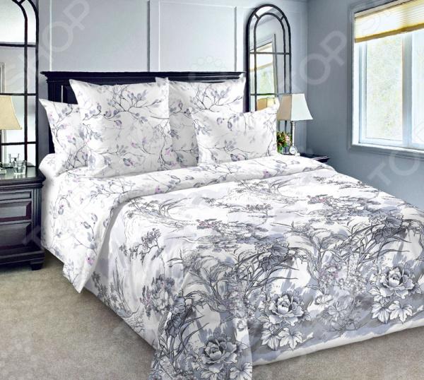 Комплект постельного белья ТексДизайн «Гравюра 1»