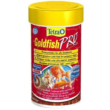 Корм для золотых рыбок Tetra Goldfish Pro