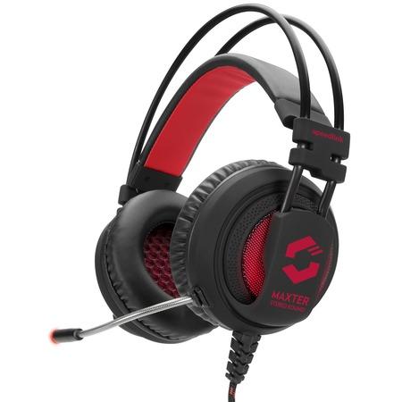 Купить Гарнитура игровая Speedlink Maxter Stereo Gaming Headset для ПК