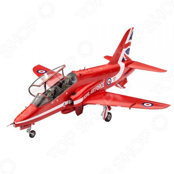 Сборная модель самолета-штурмовика Revell Hawk T1 Red Arrows сборная модель штурмовика revell a 10 thunderbolt ii
