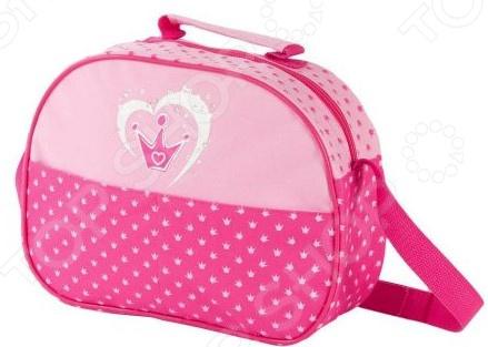 Сумочка для девочки Mary Poppins «Корона» 530030 сумки для детей spiegelburg сумочка для камеры rebella 55152