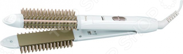 Выпрямитель для волос HTC JK-7029 jtc пневматический пробойник кромкогиб для металла jtc 5837