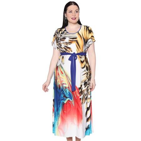 Купить Платье Лауме-Лайн «Роскошный вечер». Цвет: молочный