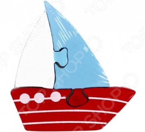 все цены на Пазл для малышей Mapacha «Кораблик»