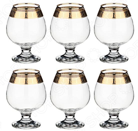 Набор бокалов «Бистро Греция» набор бокалов для бренди коралл 40600 q8105 400 анжела