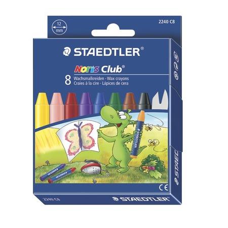 Купить Набор восковых мелков Staedtler 2240C80