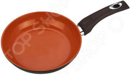 Сковорода с керамическим покрытием Vitesse Cherry сковорода с керамическим покрытием гурман