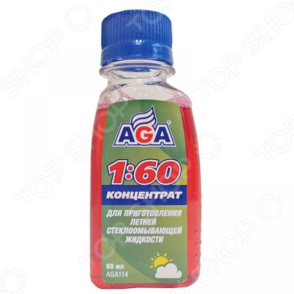 Концентрат летнего стеклоомывателя AGA AGA 114 button switch a165l aga 12 2 original