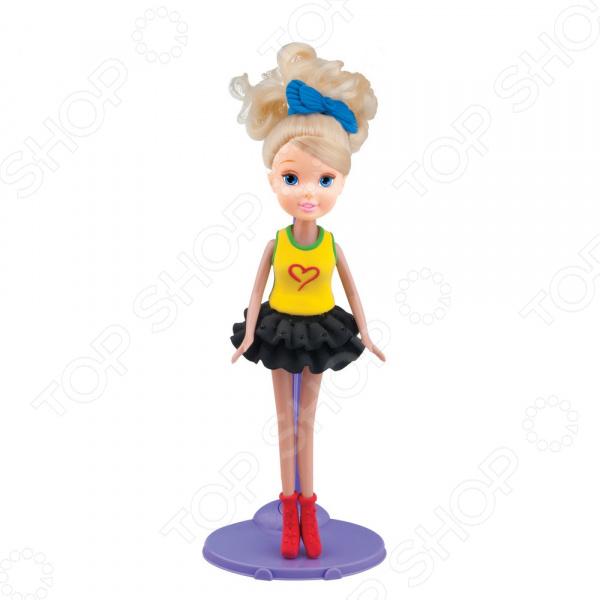 Пластилин с куклой Toy Target «Блондинка в черной юбке» Пластилин с куклой Toy Target «Блондинка в черной юбке» /
