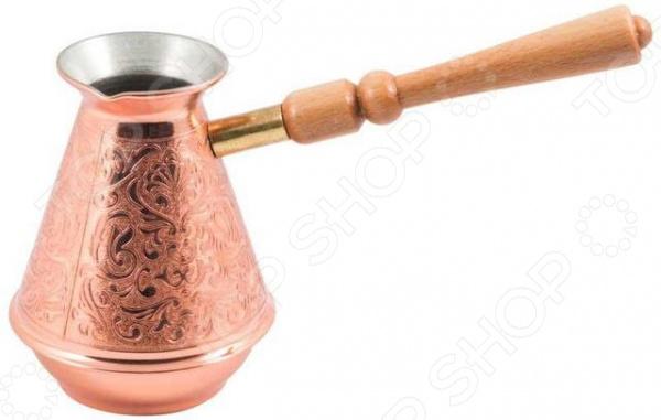 Турка со съемной ручкой Mallony «Турчанка» турка tima турчанка со съемной ручкой 550 мл ту 550сб