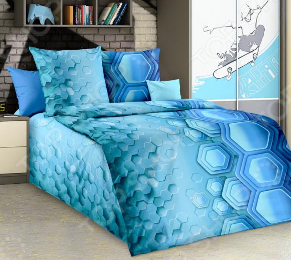 Комплект постельного белья ТексДизайн «Свечение»