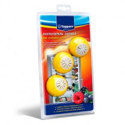 Поглотитель запаха для холодильника Topperr 3113