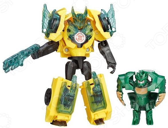 Игрушка-трансформер Hasbro «РИД: Миниконы Бэтл-Пэкс» robots in disguise 1 step changers