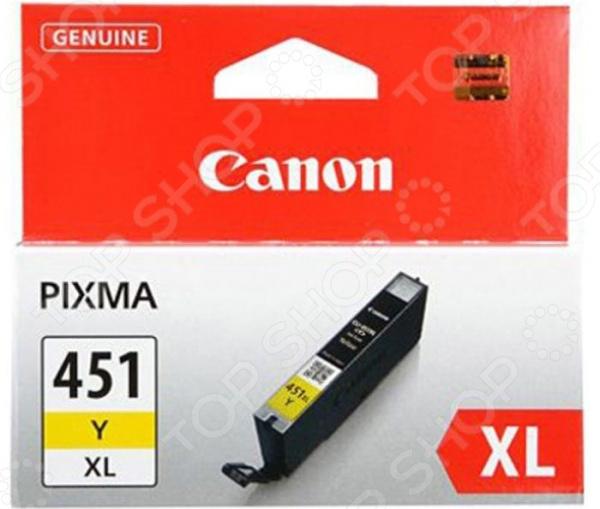Картридж струйный Canon CLI-451XL Картридж струйный Canon CLI-451XL /