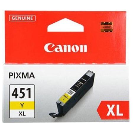 Купить Картридж струйный Canon CLI-451XL