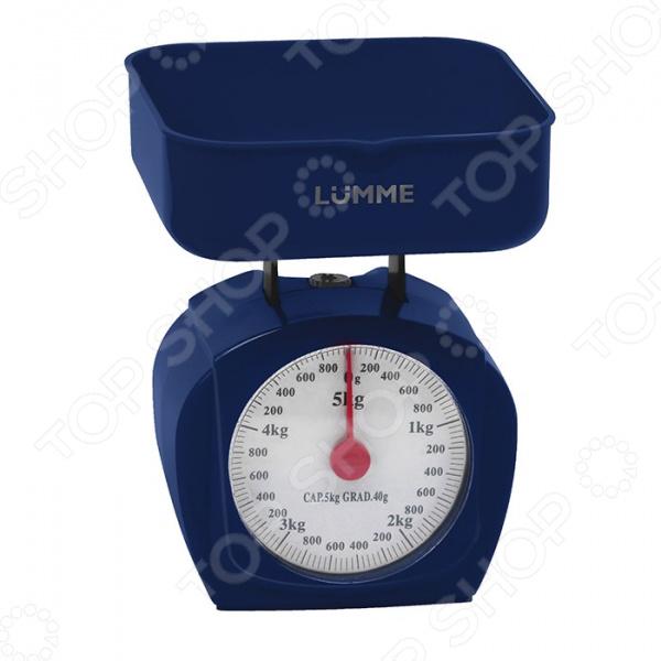 Весы кухонные LU-1302