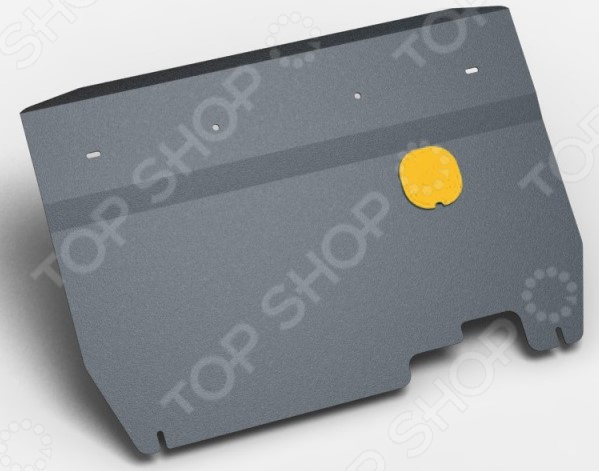 Комплект: защита картера и крепеж NLZ для Suzuki SX4, SX4 седан, 2006-2013 / Fiat Sedici, 2006
