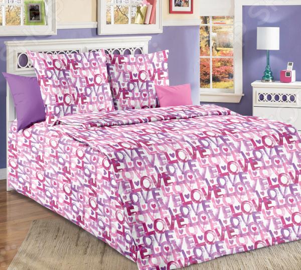 Детский комплект постельного белья ТексДизайн «Первая любовь»